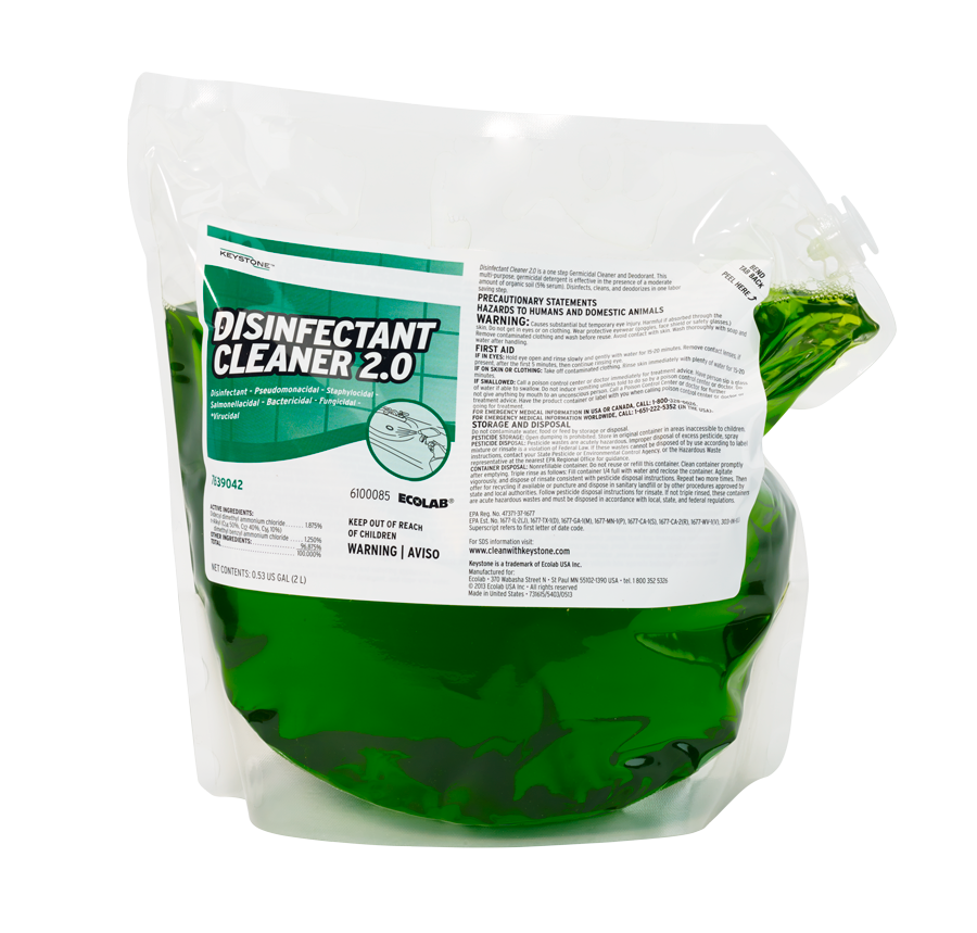 Disinfectant Cleaner 20 Keystone