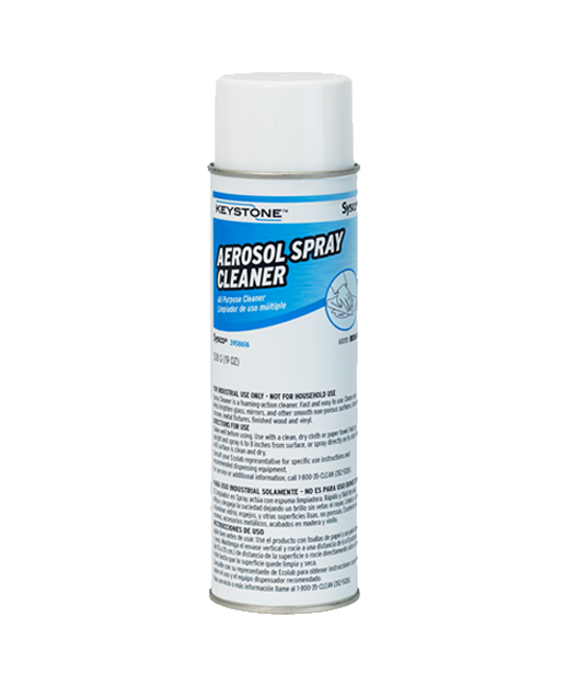 Keystone Aerosol Spray Cleaner