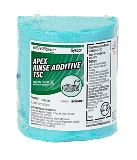 Keystone Apex Rinse Additive TSC