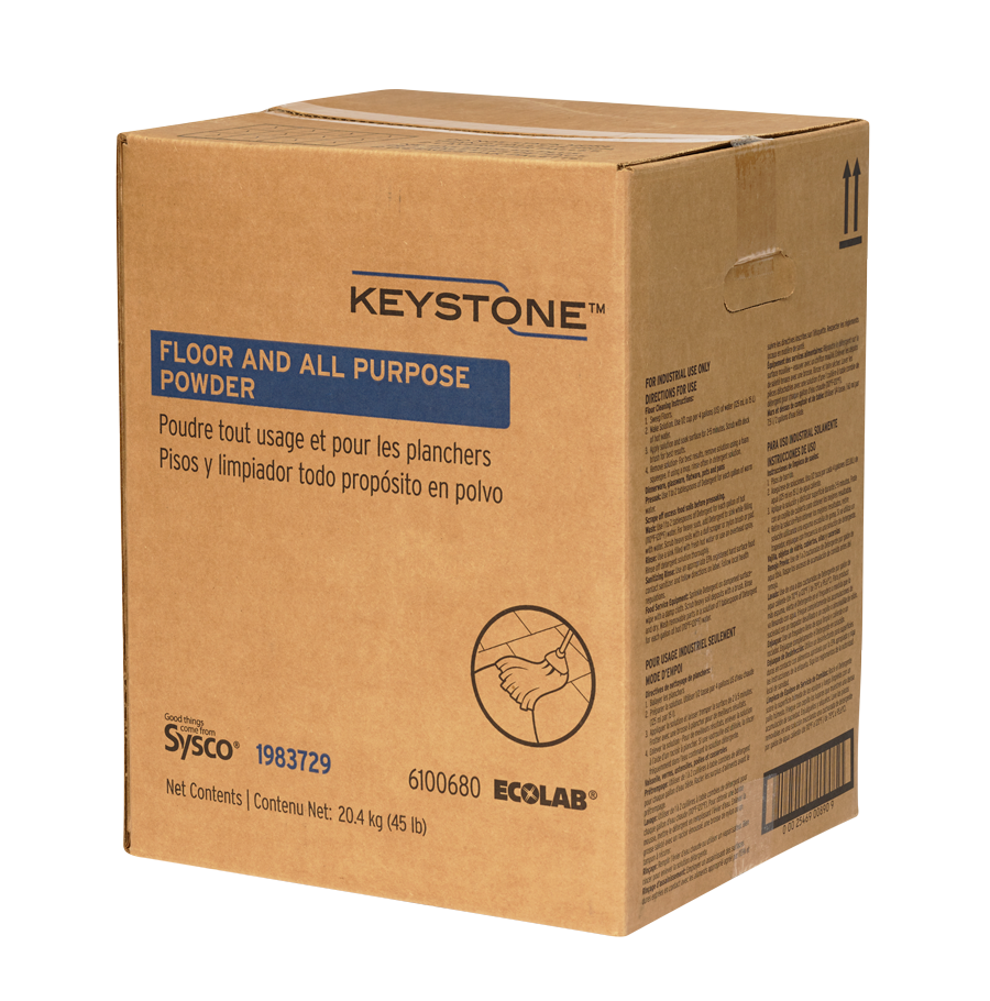 Keystone Floor and All Purpose Powder