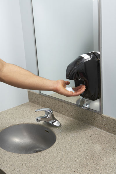 Keystone Foam Hand Soap Touch Free