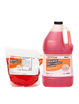 Keystone Orange Multi Surface Cleaner