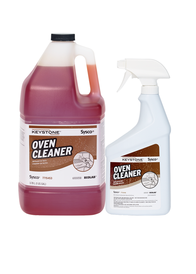 Keystone Oven Cleaner