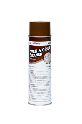 Keystone Oven and Grill Cleaner Aerosol