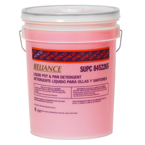 Reliance Liquid Pot and Pan Detergent